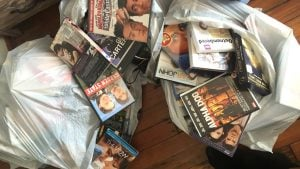 The Unique Pain of Letting Go of Old DVDs