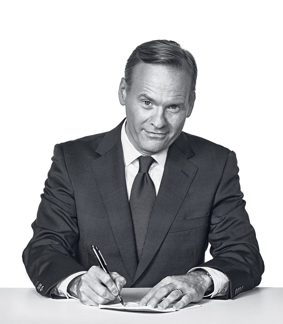 John Dickerson Has Interviewed Donald Trump 18 Times. He Still Hasn't Figured Him Out.