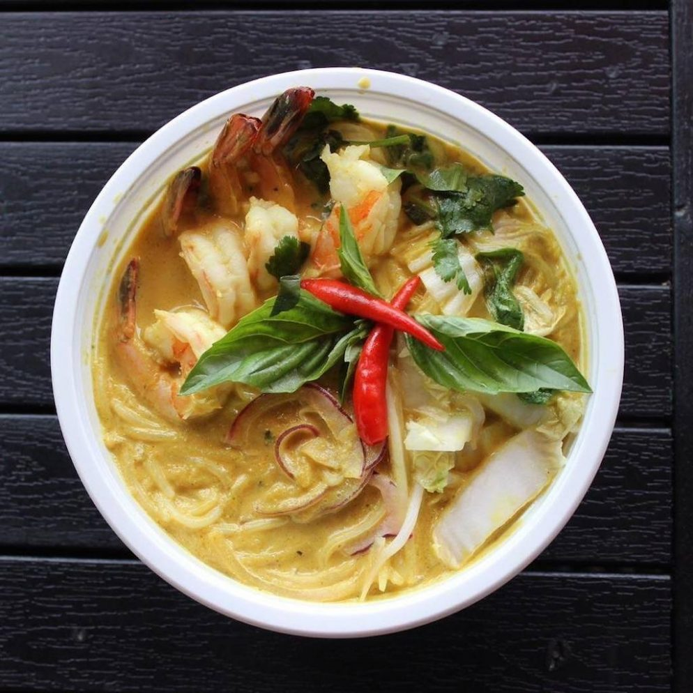 Khao Poon Lao Noodle Shop Is Coming To Thip Khao Washingtonian - Cuisine laotienne