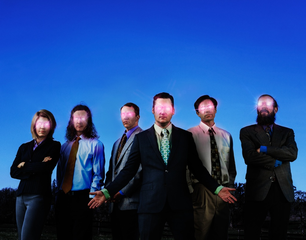Modest Mouse (pictured) and Brand New play Merriweather Post Pavilion July 12.