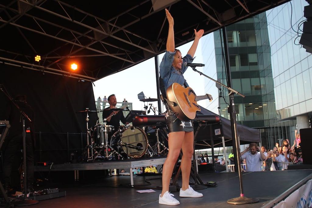 Tysons Corner Center Summer Concert Series w/ Rachel Platten - 6/10/16
