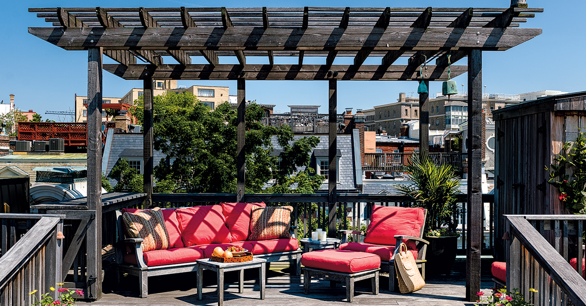 Building A Roof Deck In Dc Read This First