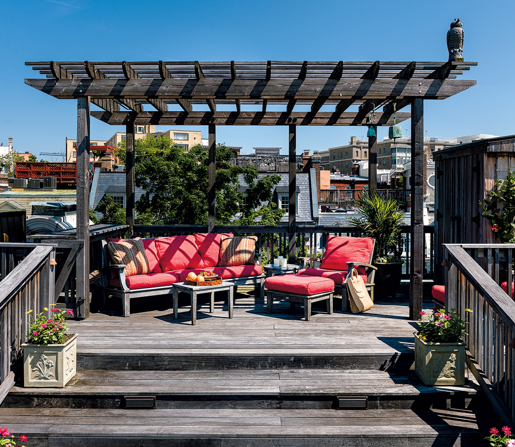 Building A Roof Deck In Dc Read This First Washingtonian Dc