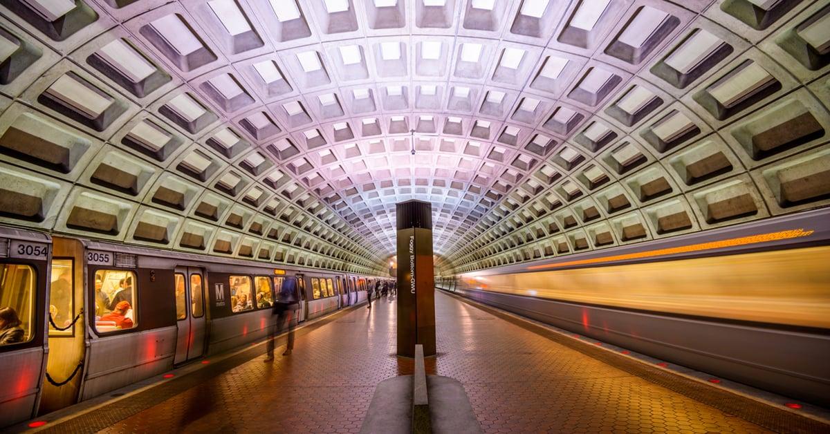 Metro Surge. Photograph by Sean Pavone/iStock.