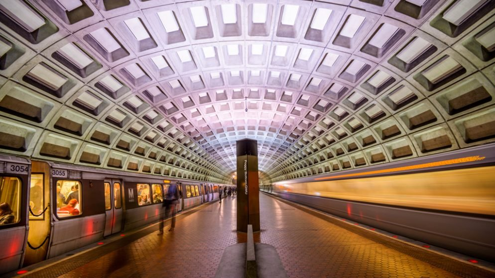 Waiting Times for Washington's Metro Lines, From Best to Worst