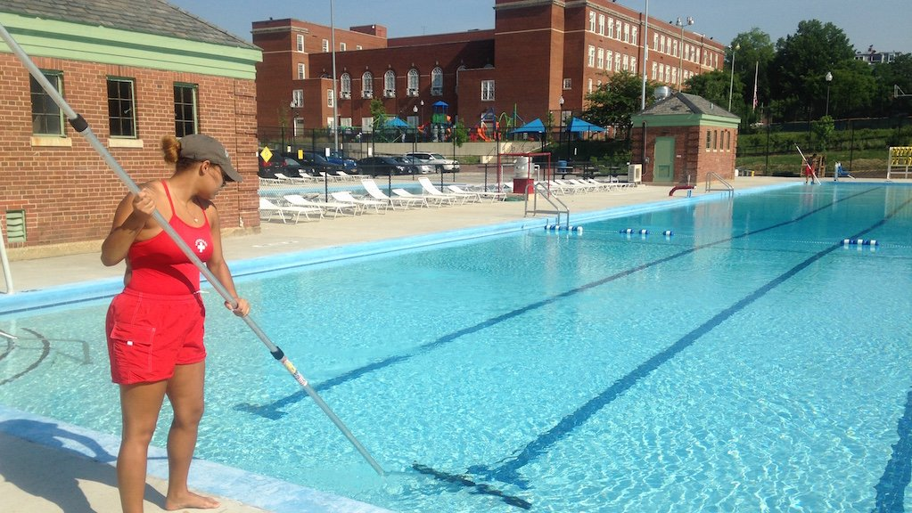 Here 39 S A Map Of Every Public Pool And Sprayground In Dc Washingtonian