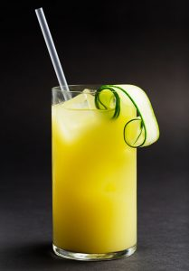 How to Make Espita Mezcaleria's Ginger & Cucumber Highball at Home