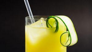 How to Make Espita Mezcaleria's Ginger & Cucumber Highball at Home