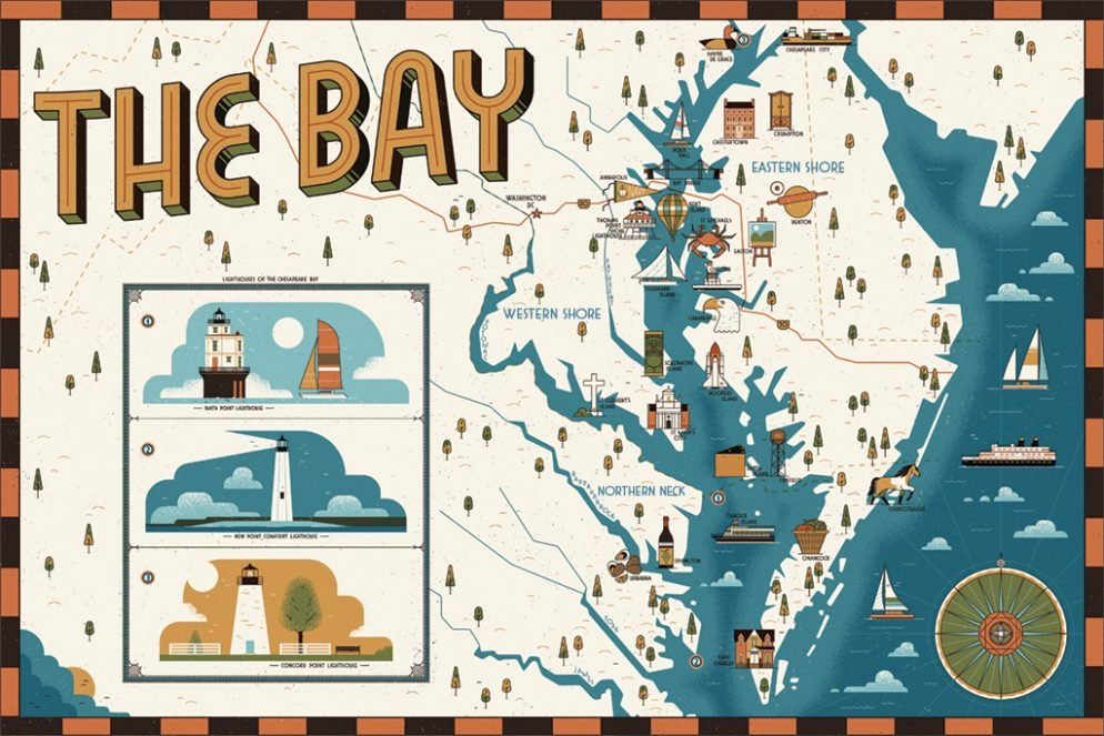 How to Spend a Day at the Chesapeake Bay