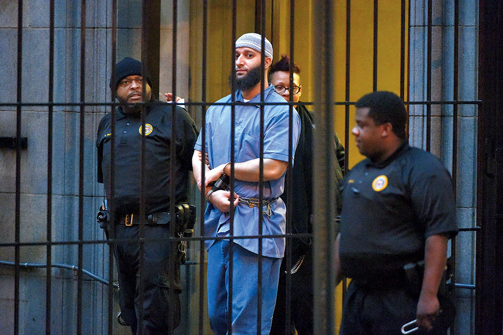 Ad dollars from <em>Undisclosed,</em> Rabia Chaudry's podcast about Adnan Syed's case, helped fund the lawyers who just won him a retrial. Photograph by Karl Merton Ferron/Alamy.