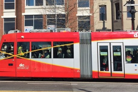 DC Streetcar Just Launched a Radio Ad Campaign and You've Got to Hear the Jingle