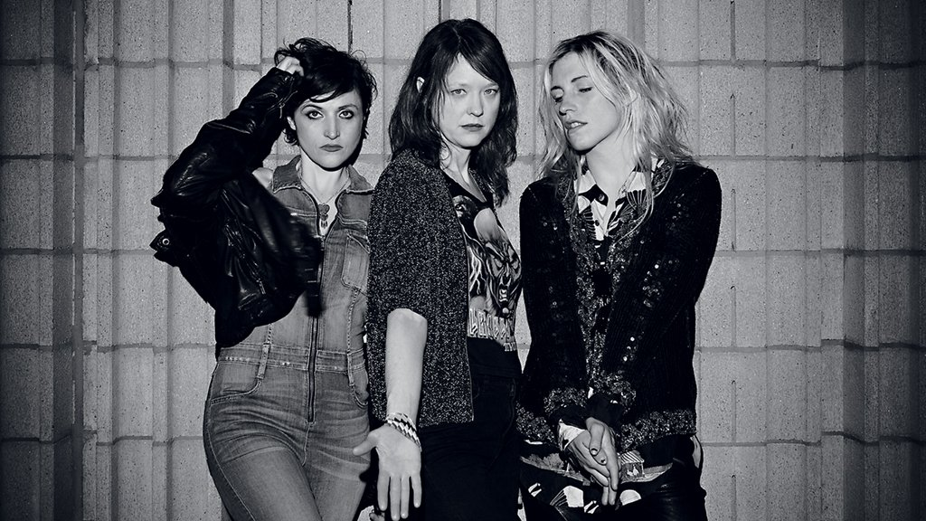 Things to Do In DC August: Ex Hex, fronted by DC native Mary TImony, is performing at the Rock & Roll Hotel for the venue's tenth anniversary. Photograph by Jonah Takagi.