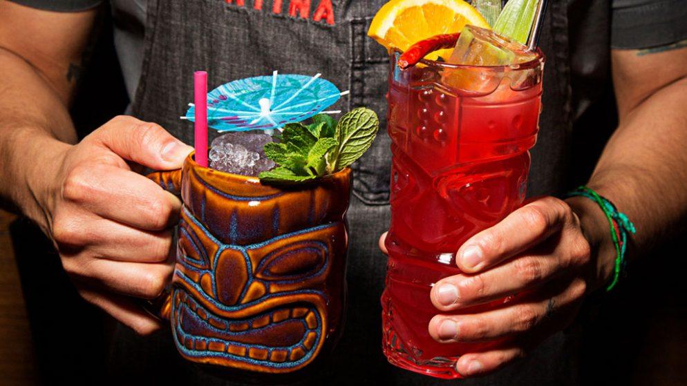 How to Read a Tiki Bar Menu Like a Bartender