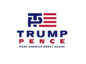 The Trump-Pence Logo Is a Hard Lesson in Initial-Based Logo Design