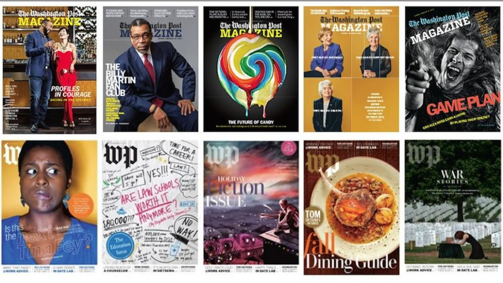 The Washington Post Magazine Is Seeking a New Editor