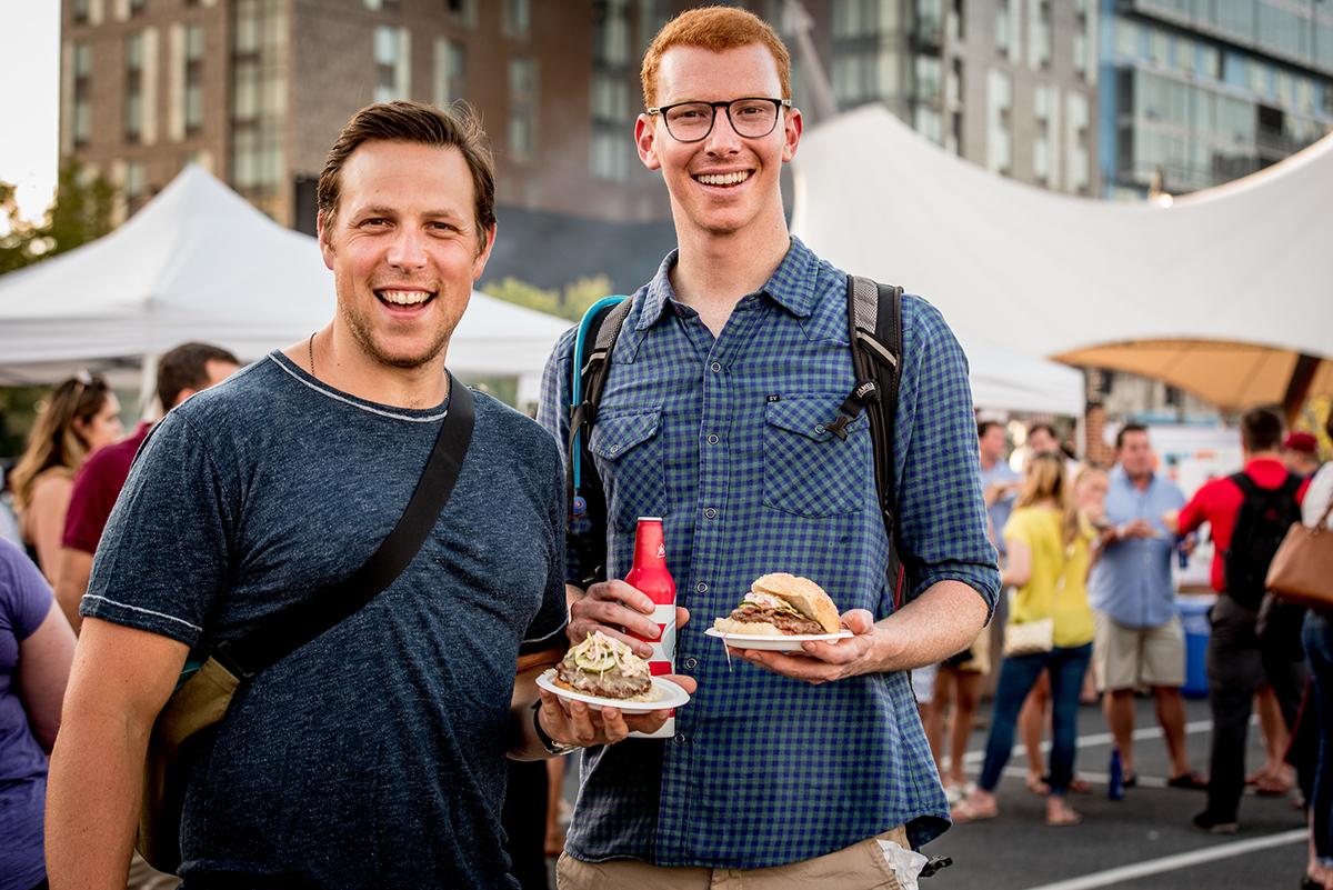 Infiniti Of Sanford >> Photos from Washingtonian's Bud & Burger Battle | Washingtonian