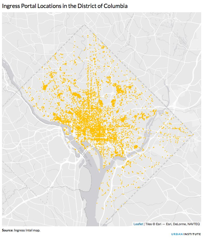 Map courtesy Urban Institute.