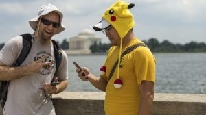 Pokemon Go Locations Are Another Symptom of DC's Demographic Divide