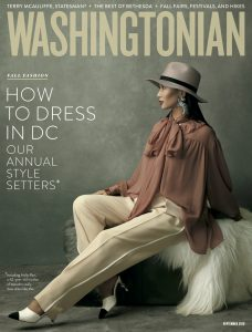 September 2016: How to Dress in DC