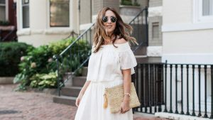 What DC Fashion Girls Wear During the Hot and Humid Summer