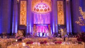 See a Grand DC Event Space Transform into Two Ceremonies and One OMG Reception