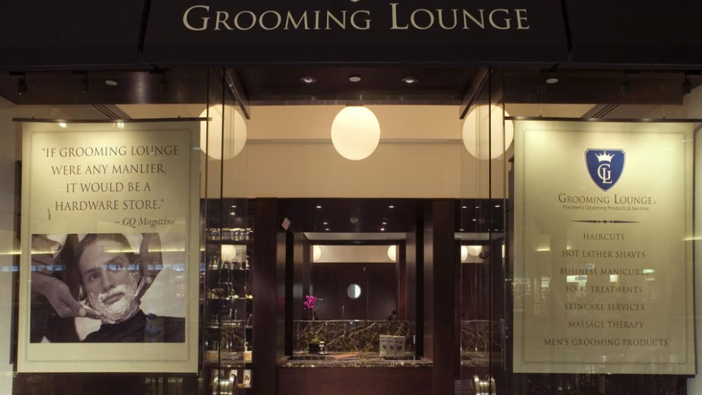 Local Men's Salon Grooming Lounge is Expanding Around the Globe