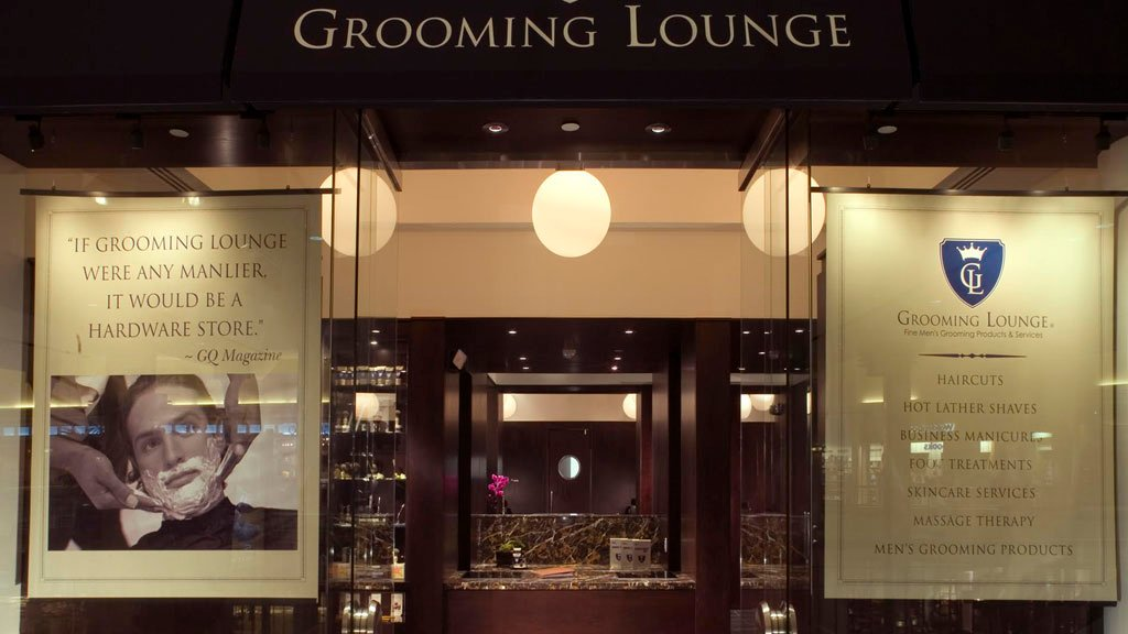 Local Men S Salon Grooming Lounge Is Expanding Around The