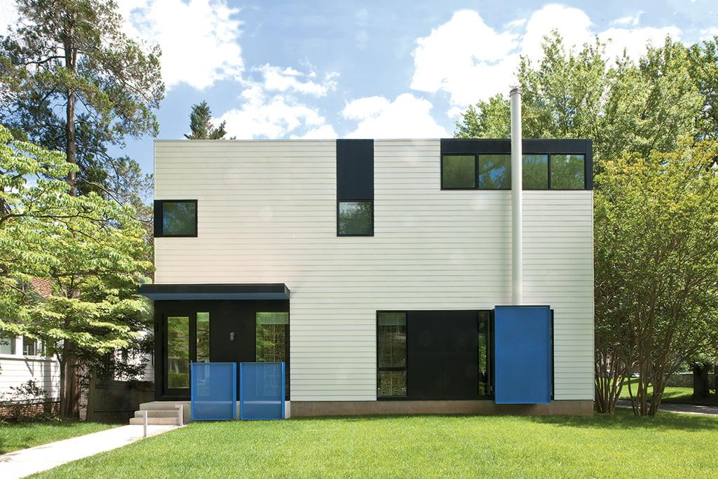 Photograph by Julia Heine/McInturff Architects.