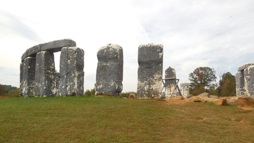 Foamhenge Is Moving to Northern Virginia