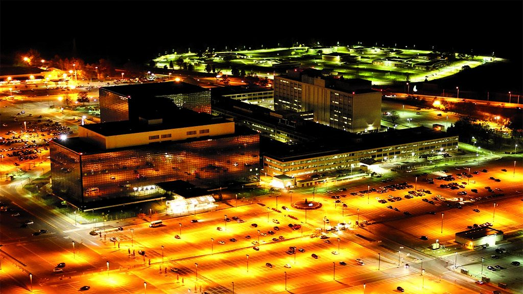 The culture at NSA's campus at Fort Meade has been criticized for being too insular and secretive. Photograph By Trevor Paglen