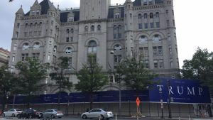 The Trump Hotel Lost Two Celebrity Restaurants. Here's the Behind-the-Scenes Drama to Replace Them
