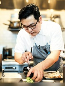 Chef Jonah Kim Splits With Mike Isabella and Yona
