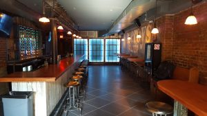 Kingfisher Opens in Logan Circle with Canned Wine, Daily Happy Hour