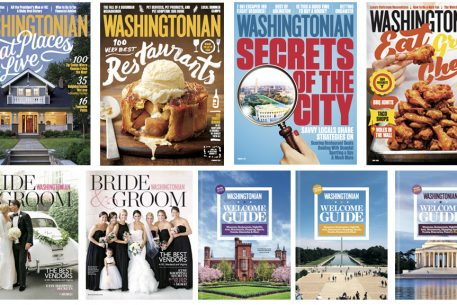 back issues washingtonian