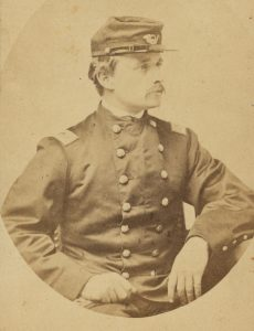 Commander Robert Shaw. Photo courtesy of the Library of Congress.