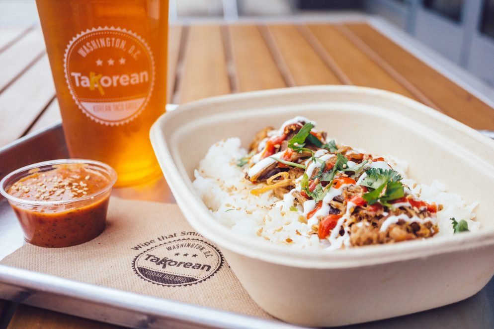 TaKorean is Bringing Korean Tacos to U Street