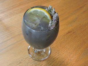 Drink This Now: Squid Ink Soda at Hank's Oyster Bar