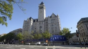 Owner of Forthcoming Trump Hotel Restaurant Bashes DC's Food Scene
