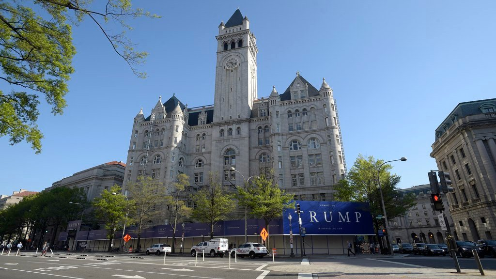 "It Will Cost Over ,000 To Stay in the ""Trump Townhouse"" at the Trump Hotel on Election Night"