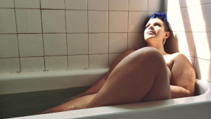 This DC Artist Wants to Take a Bath With You