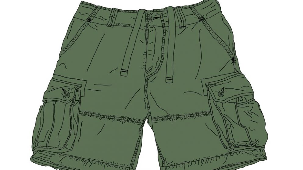 The Week in Cargo Shorts