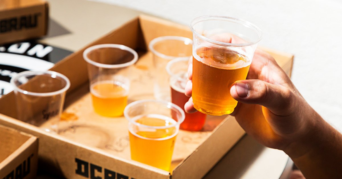 Your Complete Guide To Beer Breweries And Beer Gardens In Dc