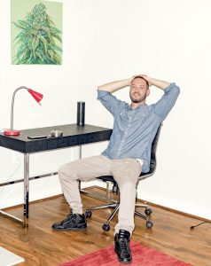 This Guy Wants to Become the Steve Jobs of Weed