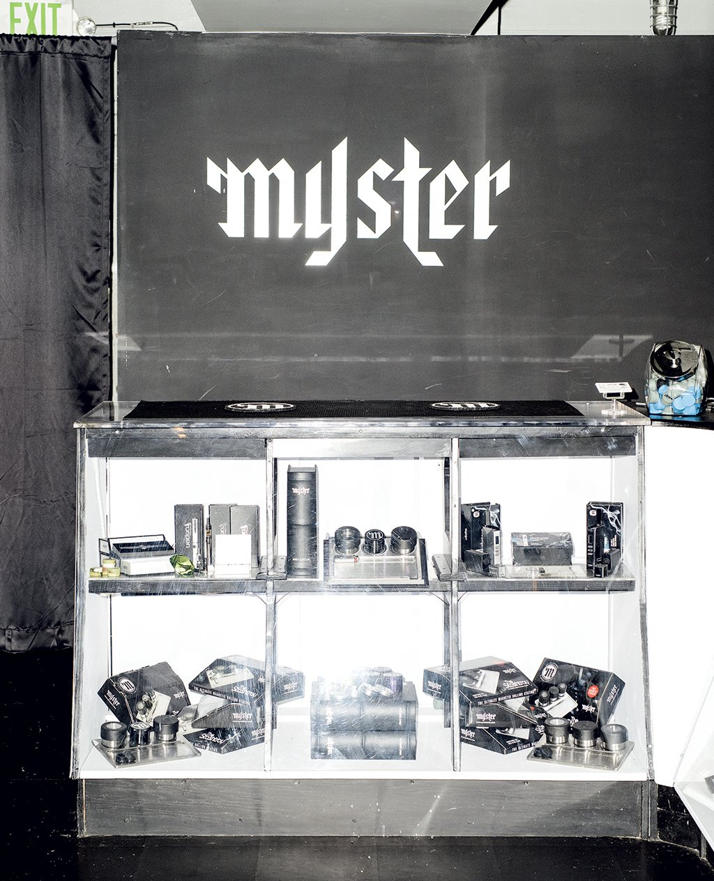 Myster store in Petworth. Photograph by Christopher Leaman.