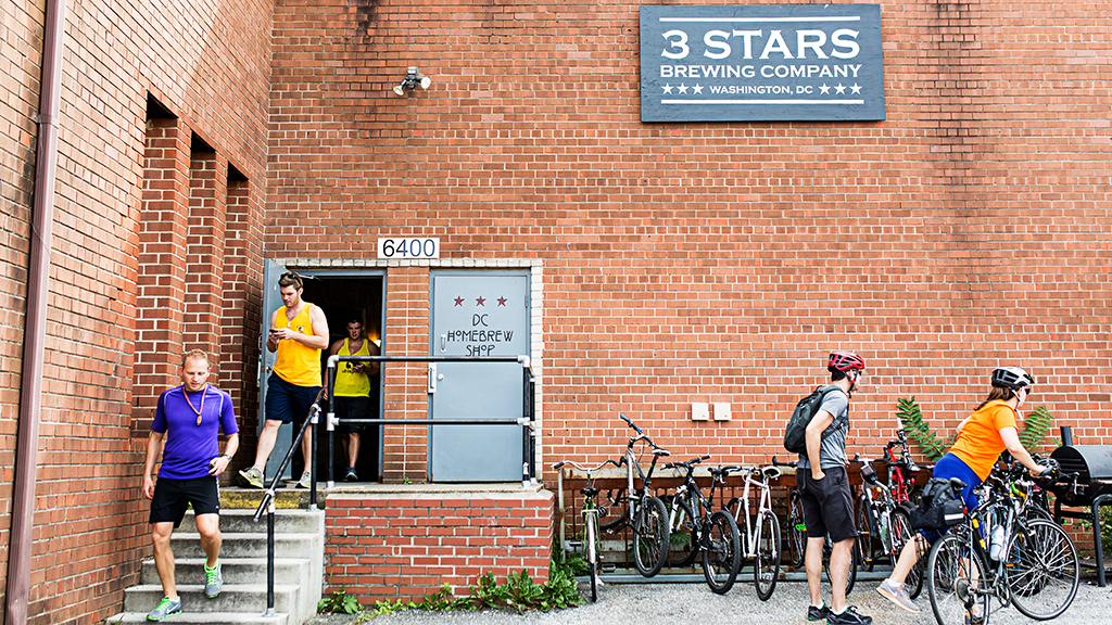 24 DC-Area Breweries You Can Bike To