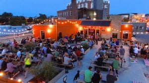 Here's a Map of the Best Beer Gardens Around DC