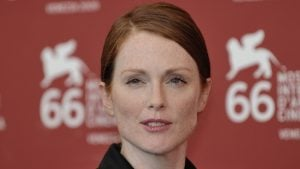 Julianne Moore Wants to Rename a Fairfax High School