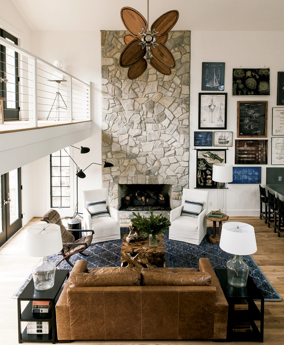 This Designer's Lake House Is the Retreat You've Always Dreamed Of