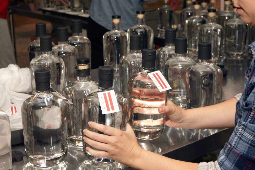 One Eight Distilling Can't Make Booze For the Next Month