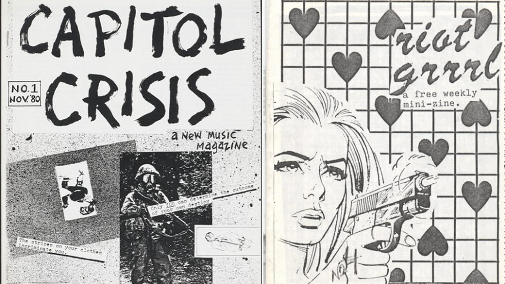 Zines Deserve a Bigger Place in DC Punk History. Here's Why